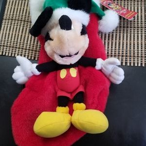 MICKEY MOUSE MOTION ACTIVATED STOCKING